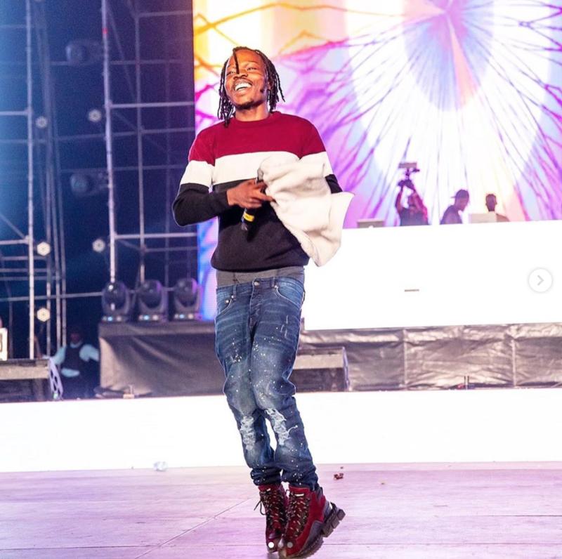 "Naira Marley Jubilates As ""Soapy"" Hits 10 Million Views On YouTube"