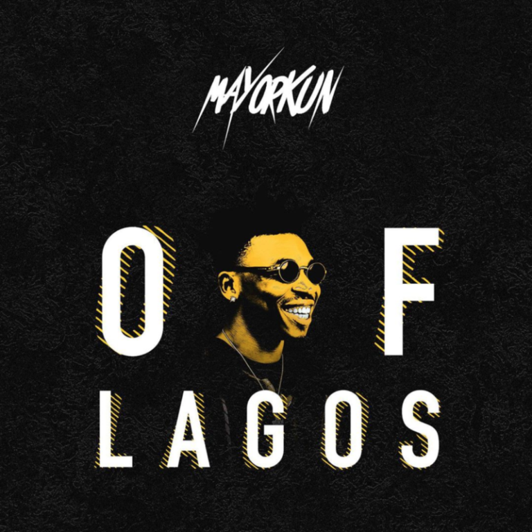 "Download Music: Mayorkun – ""Of Lagos"" (Prod. by Fresh VDM)"