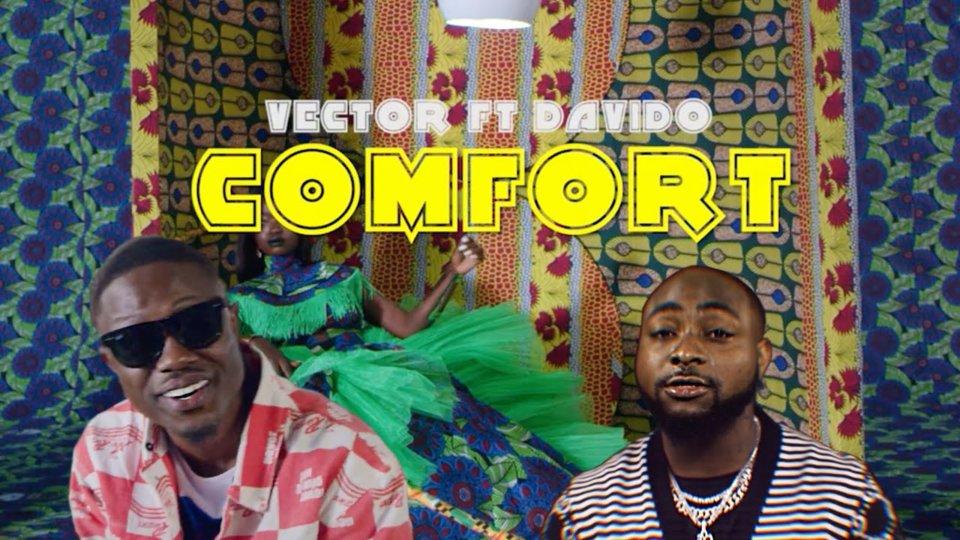 "Download Video: Vector – ""Comfort"" ft. Davido (Dir. TG Omori)"