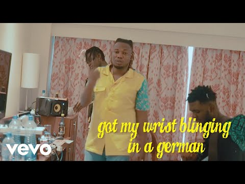"Download Music + Video: Qdot – ""German"""