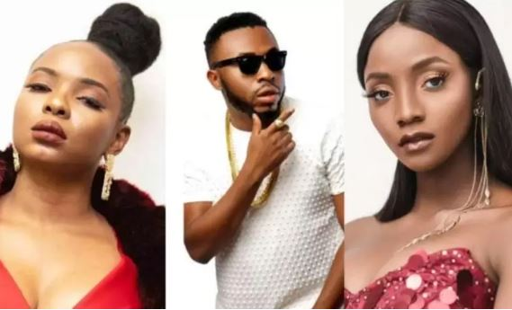 Samklef Shows Love To Yemi Alade & Simi After Calling Them Out For Being Snobbish