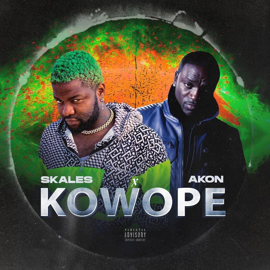 """Download Music: Skales x Akon – """"Kowope"""""""