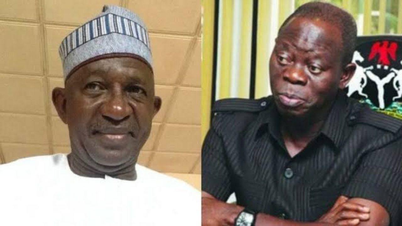 APC is now a nest of lawlessness because of Oshiomhole – APC deputy chairman, Lawal Shuaibu