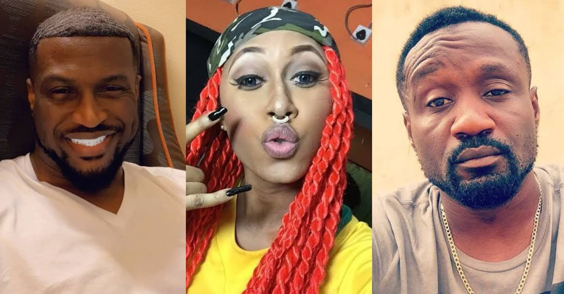 Mr P Agrees With Cynthia Morgan's Claims Of Losing It All To His Brother, Reveals Why P-Square Broke Up