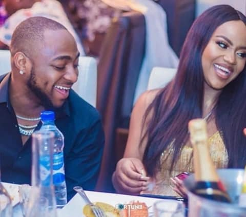 """Davido Brags About Giving His Fiancee, Chioma """"Cucumber"""" In The Shower"""