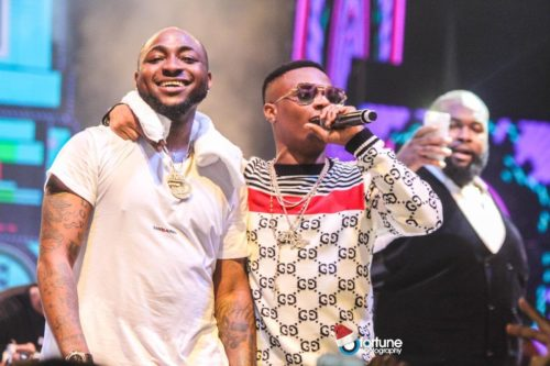Davido Names Himself & Wizkid The Greatest Artistes Of All Time