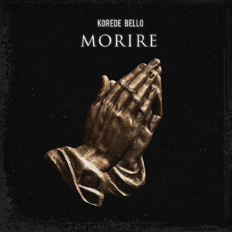 "Music: Korede Bello – ""Morire"" (Prod. by Rexxie)"