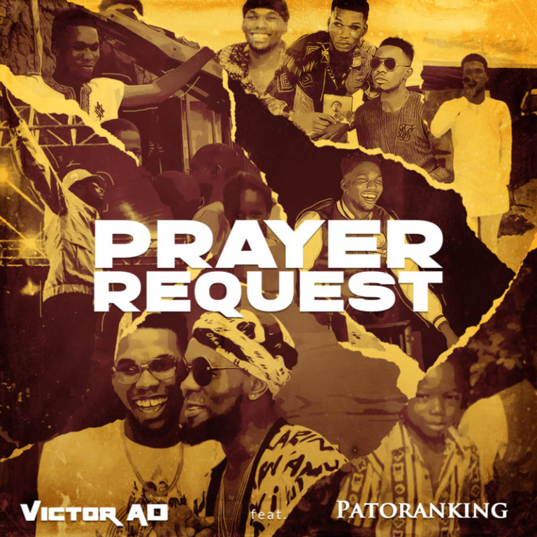 "Download Music + Video: Victor AD – ""Prayer Request"" ft. Patoranking"