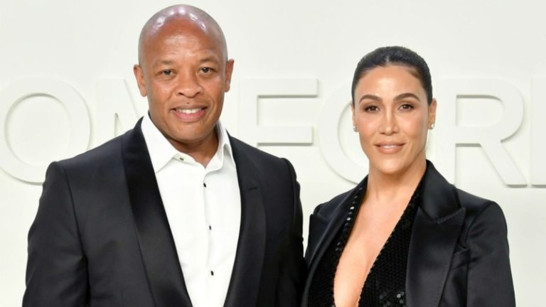 Dr Dre's Wife, Nicole Young Fights For $1Billion Fortune After Filing For Divorce
