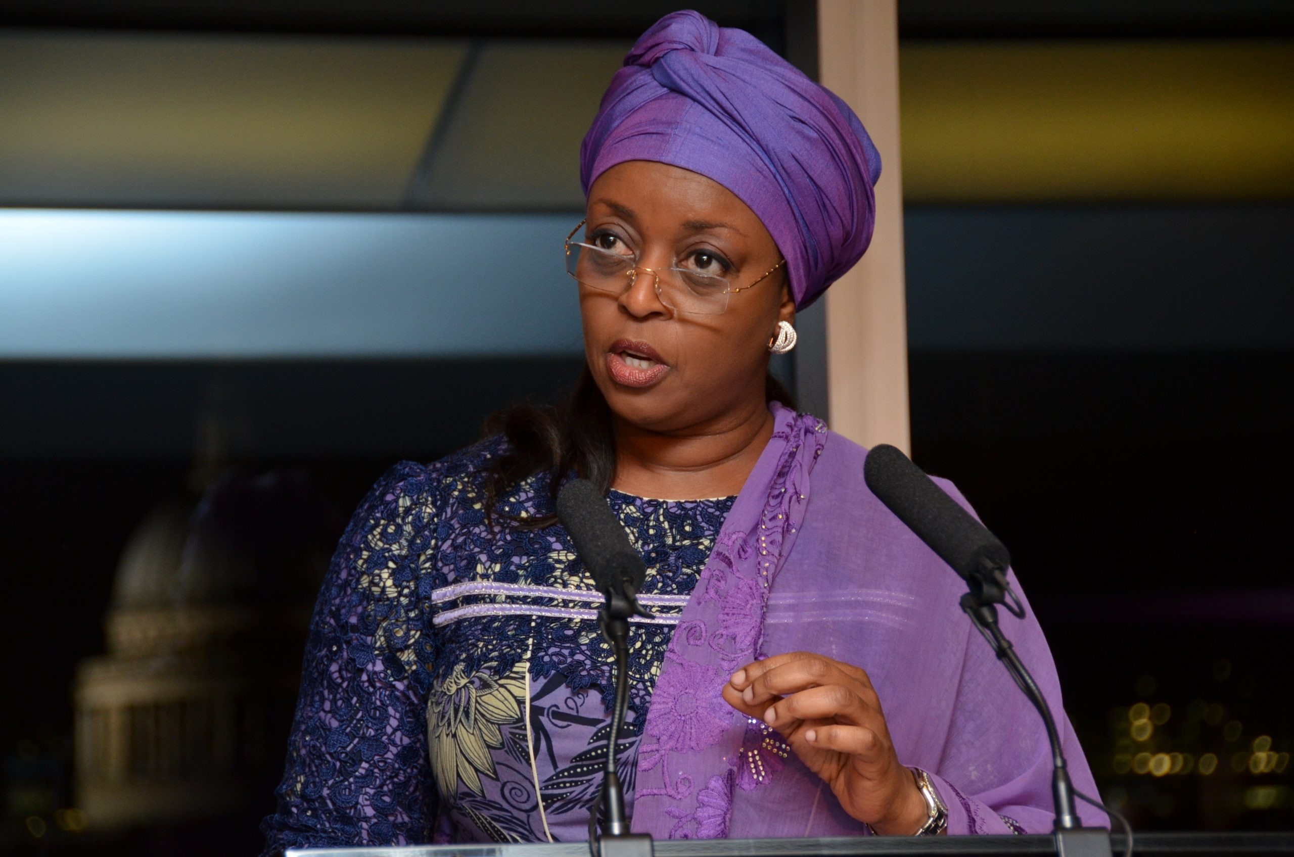 Watch Video:Yahoo Yahoo boys have become the role models of Nigerian youths- ex-Petroleum Minister, Diezani Alison-Madueke