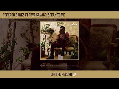 """Download Music: Reekado Banks – """"Speak To Me"""" ft. Tiwa Savage"""