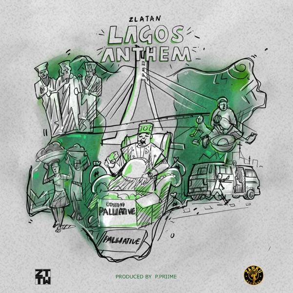 "Download Music: Zlatan – ""Lagos Anthem"" (Prod. by P.Prime)"