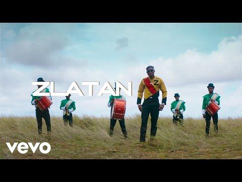 """Download Video: Zlatan – """"Lagos Anthem"""""""