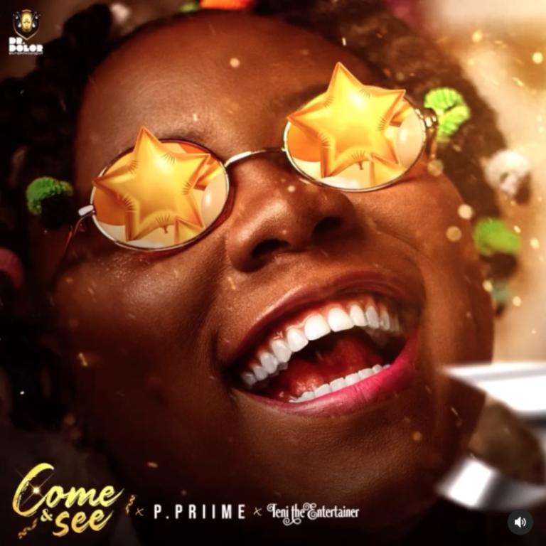 """Download Music: Teni x P.Priime – """"Come & See"""""""