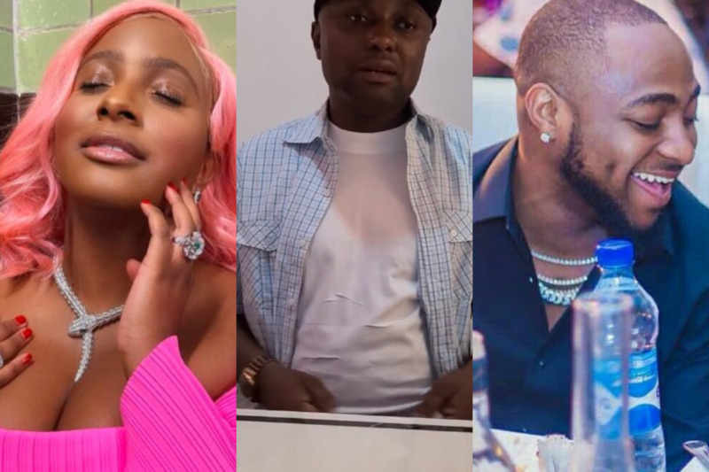 Davido's P.L.M, Isreal DMW Tenders Public Apology To Cuppy