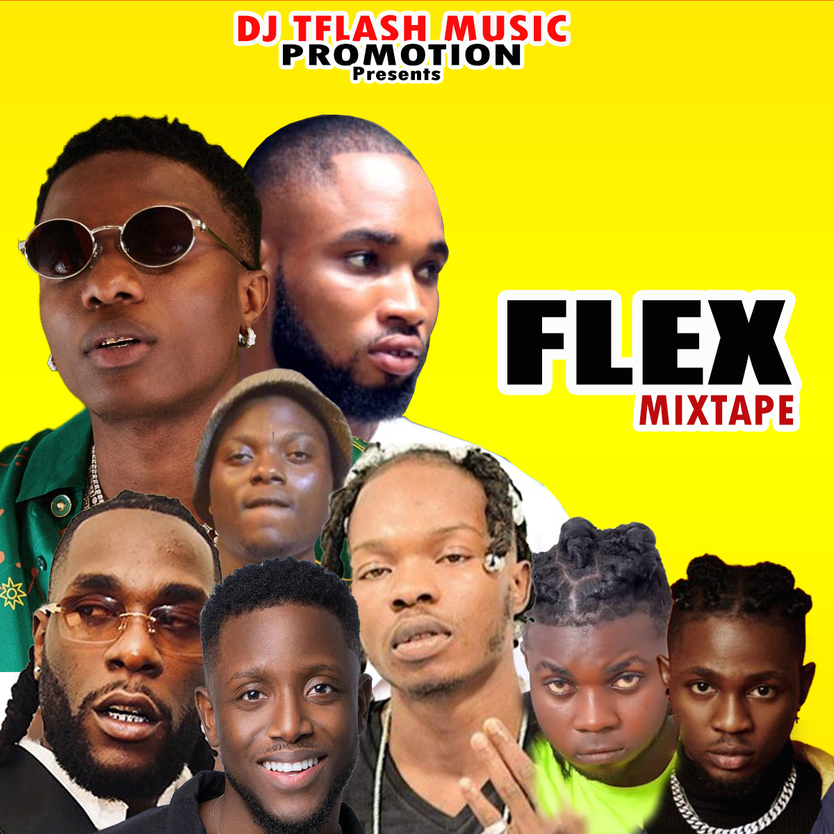 "Download Mix tape: DJ Tflash – ""FLEX"""