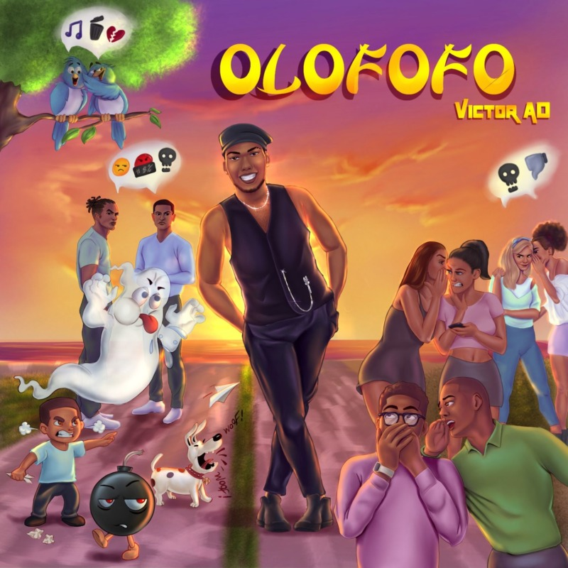 """Download Music: Victor AD – """"Olofofo"""" (Prod. by Kulboy)"""