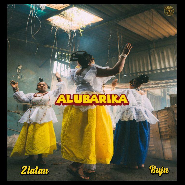 "Download Music: Zlatan – ""Alubarika"" ft. Buju"