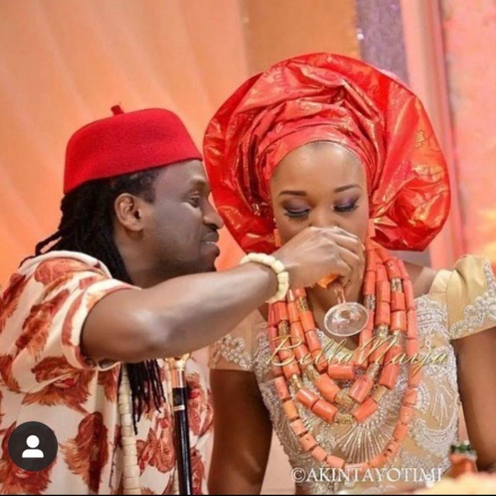 Divorce Saga; Rudeboy's Wife, Anita Okoye Demands N7.8 Million Monthly For Spousal Support
