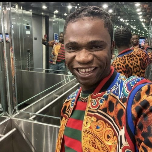 Speed Darlington Laments About The Heat In Lagos State